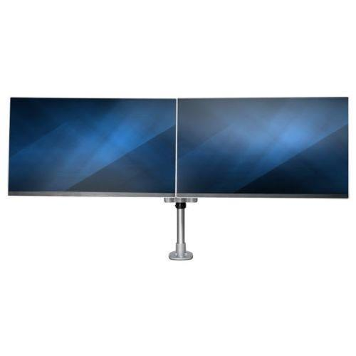StarTech.com Supporto per Doppio Monitor da Scrivania - Articolabile - Premium - 4
