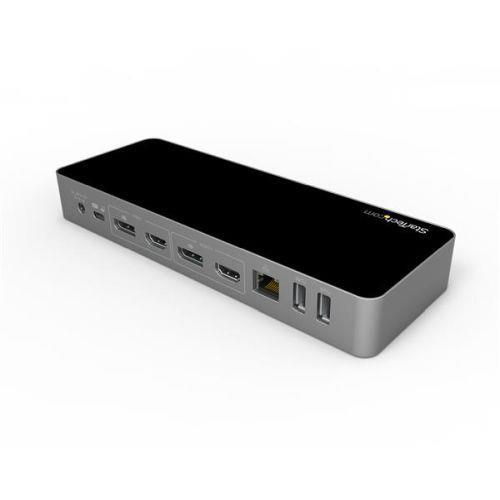 StarTech.com Docking Station Universale per Portatile Dual 4K - USB-C / USB 3.0 - 60W PD - 12