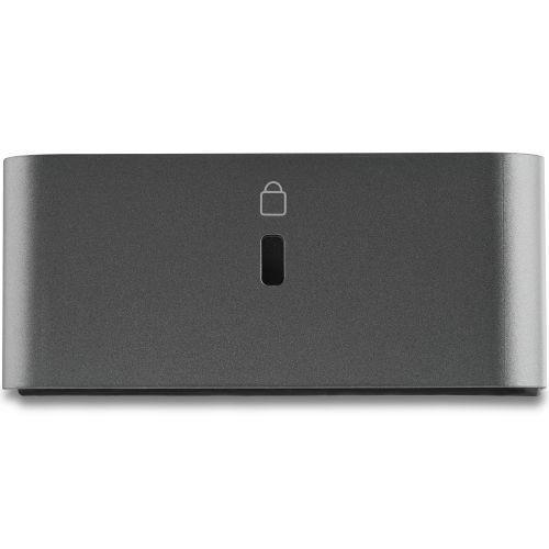 StarTech.com Docking Station Universale per Portatile Dual 4K - USB-C / USB 3.0 - 60W PD - 14