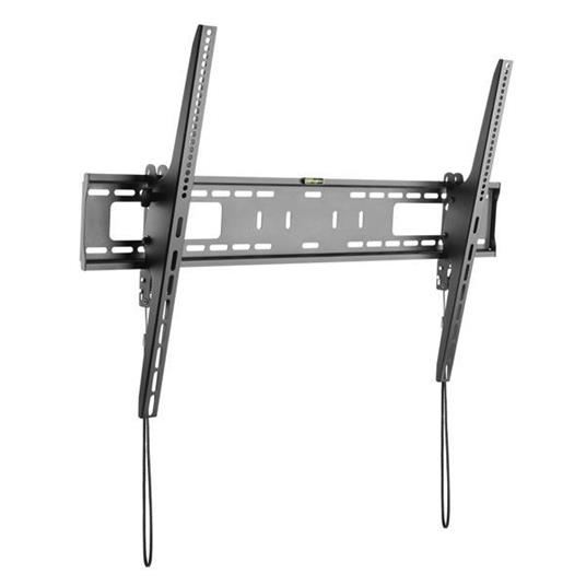 "StarTech.com FPWTLTB1 Supporto TV a parete 2,54 m (100"") Nero"