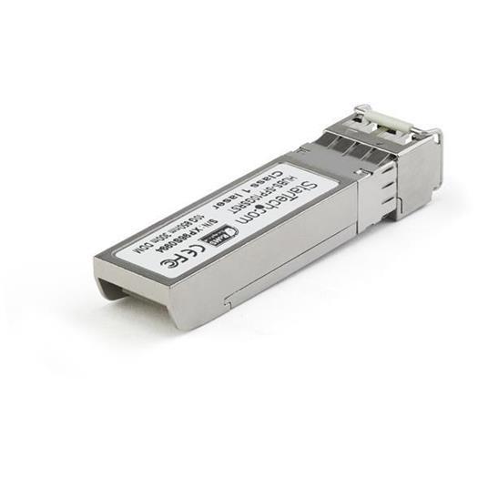 StarTech.com Modulo ricetrasmettitore SFP+ compatibile con Dell EMC SFP-10G-SR - 10GBase-SR - 2