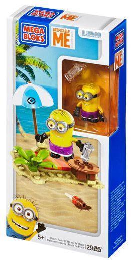 Minion Beach Party - 2