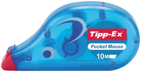 TIPP-EX Pocket Mouse nastro di correzione Blu 10 m 10 pezzo(i)