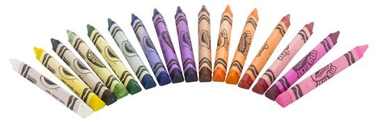 Crayola Mini Kids. 16 Triangular Crayons 16 pezzo(i) - 3