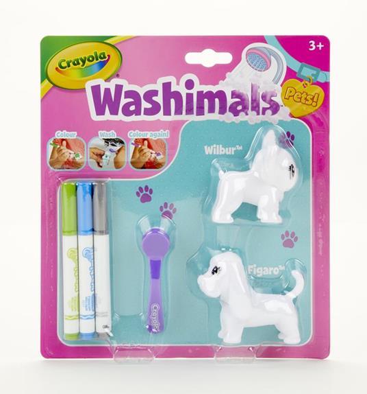 Washimals Set. Ricarica cagnolini - 4