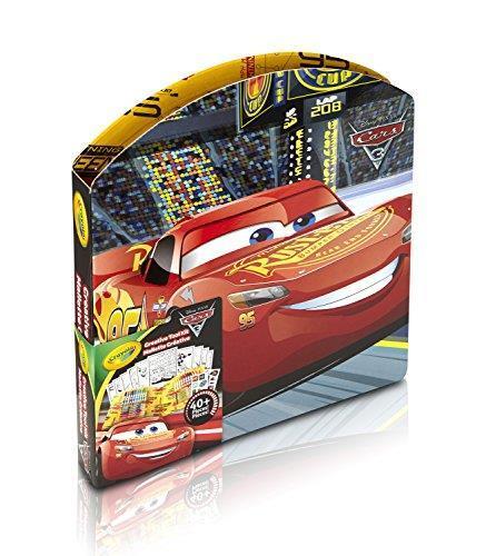Cars 3 Valigetta Creativa