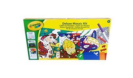 CRAYOLA 04-0636-E-000  Kit di Hobby creativi, Colore: Giallo