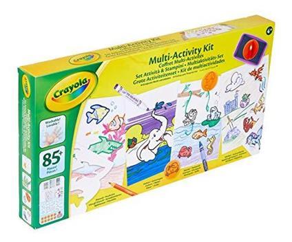 CRAYOLA 04-0637-E-000  Kit di Hobby creativi, Colore: Giallo