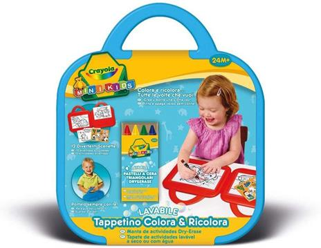 MiniKids Tappet Colora&Ricolora - 2