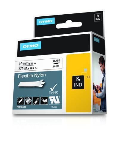 DYMO Nylon Flessibile IND - 10