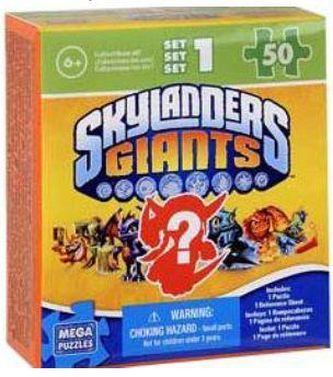 Skylanders ultra mini Blind pack 50 pezzi