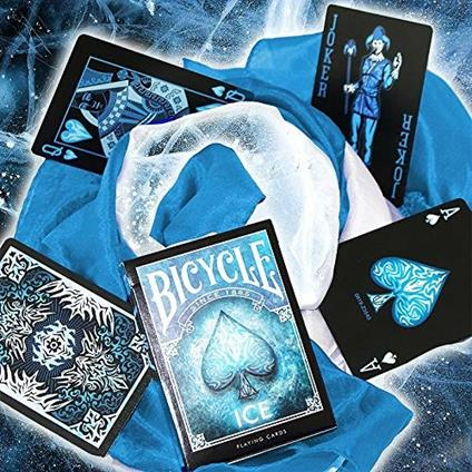 Carte Poker Bicycle Ice