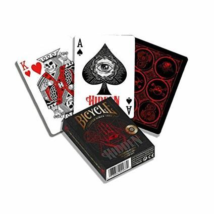 Carte Poker Bicycle Hidden B Premium