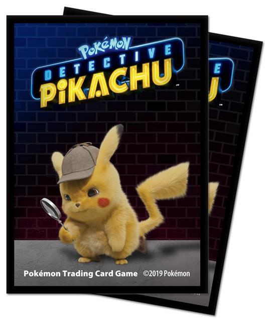 ULTRA PRO Pokemon Detective Pikachu