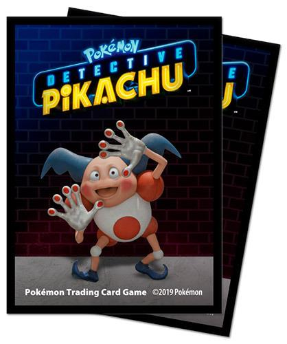 ULTRA PRO Pokemon Detective Pikachu. MrMime Bust.Std 65p