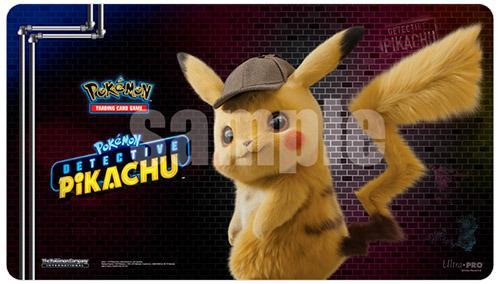ULTRA PRO Pokemon Detective Pikachu Plancia Gioco