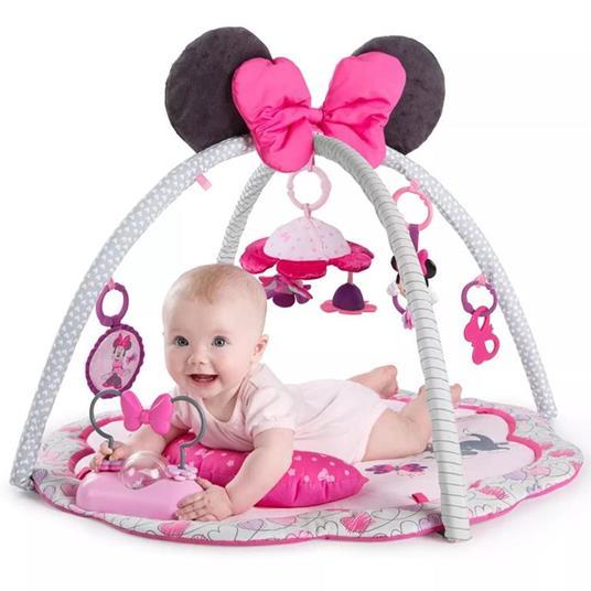 Disney Palestrina Attività Minnie Mouse Garden Rosa K11097 - 3