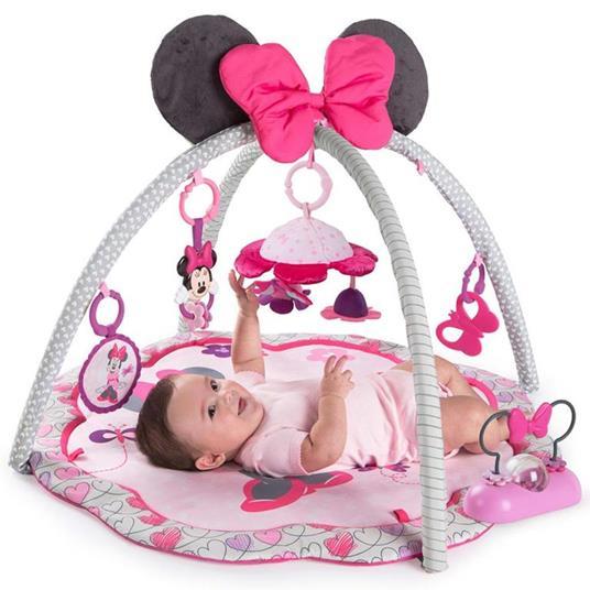 Disney Palestrina Attività Minnie Mouse Garden Rosa K11097 - 4