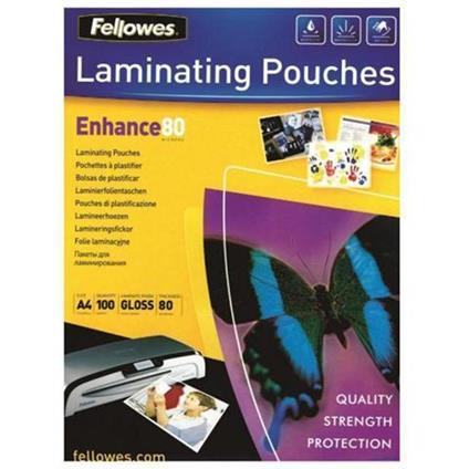 Fellowes 5306207 pellicola per plastificatrice 100 pezzo(i)