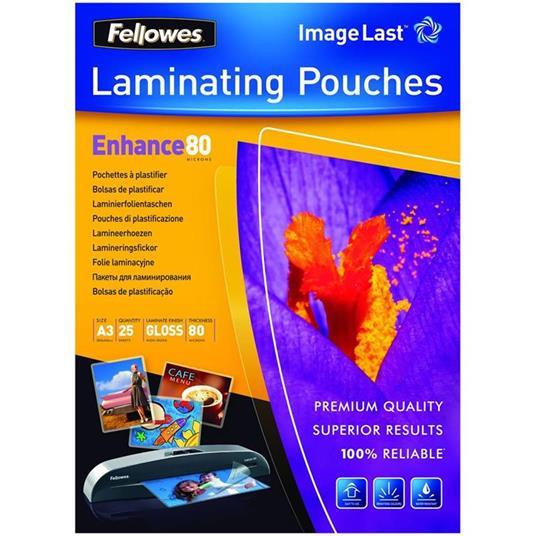 Fellowes 5396403 pellicola per plastificatrice 25 pezzo(i)