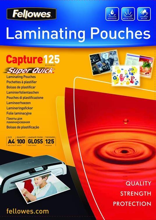 Fellowes 5440101 pellicola per plastificatrice 100 pezzo(i)