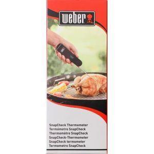 Weber 6752 termometro per cibo Digitale -40 - 200 °C - 3