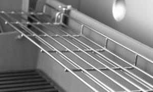 Weber Genesis II E-410 GBS 14070 W Barbecue Gas Carrello Nero, Acciaio inossidabile - 6