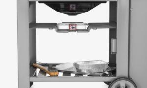 Weber Genesis II E-410 GBS 14070 W Barbecue Gas Carrello Nero, Acciaio inossidabile - 8