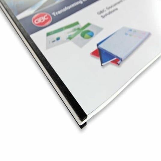 GBC Pettini per rilegatura SureBind A4 bianchi 25 mm (100) - 3