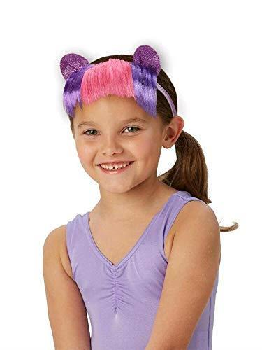 Hasbro Rubie's Costume Ufficiale My Little Pony Cerchietto Frange Twilight Sparkle Taglia Unica I-33896