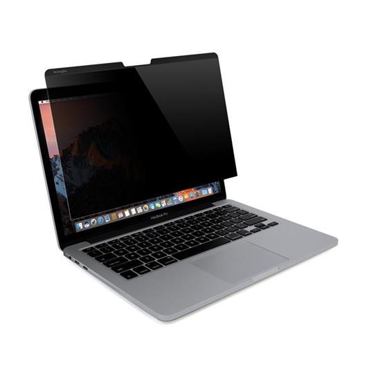 """Kensington Schermo magnetico per la privacy MP13 per MacBook Air 2018 e MacBook Pro 13"""" 2016/17/18/19"""