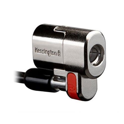 Kensington Lucchetto ClickSafe® Twin per notebook - Keyed Different cavo di sicurezza - 25
