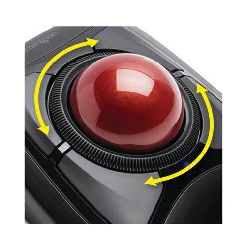 Tastiera con Mouse WiFi Kensington Trackball Expert - 23