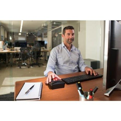 Tastiera con Mouse WiFi Kensington Trackball Expert - 12