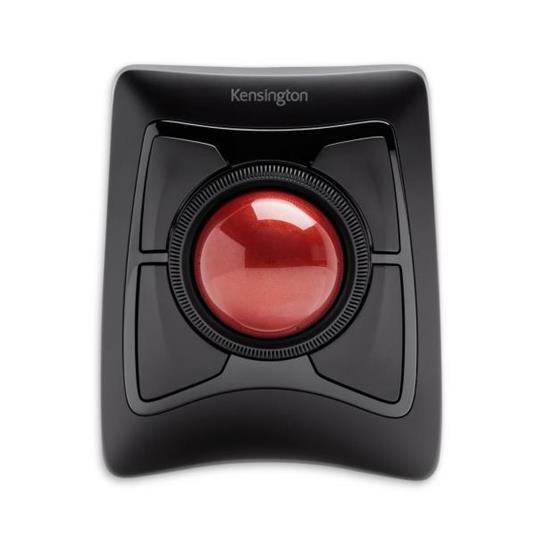 Tastiera con Mouse WiFi Kensington Trackball Expert - 9