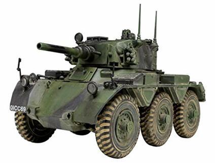 Carro Armato British Armored Car Saladin Mk.2 1/35. Dragon Models DR3554