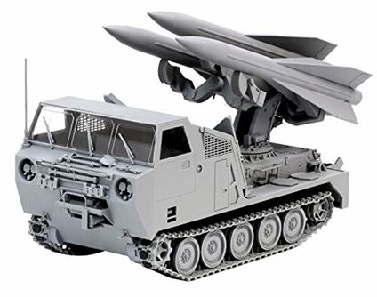 Lancia missili M727 MiM-23 Tracked Guided Missile Carrier 1/35. Dragon Models DR3583