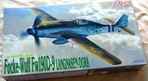 Aereo FOCKE WULF FW 190D 1/48. Dragon Models DR5503