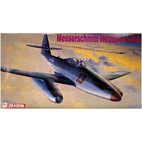 Aereo ME 162A-1a JABO 1/48. Dragon Models DR5507