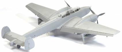 Aereo CH BF110D-3. Dragon Models CH-G 1/48 (DR5555