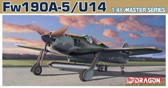 FW190A-5/U-14 1/48. Dragon Models DR5569