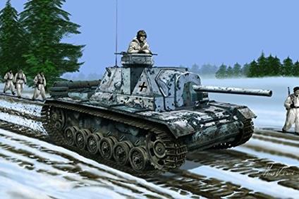 Carro Armato GERMAN ARMY SU-76i 1/35. Dragon Models DR6856