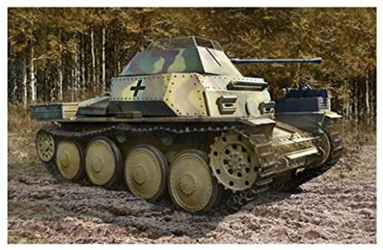 Carro Armato AUFKLARUNGSPANZER 38(t W/2CM KWK38 1/35. Dragon Models DR6890