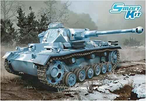 Carro armato Pz.Kpfw.III Ausf.K. Dragon Models DR6903