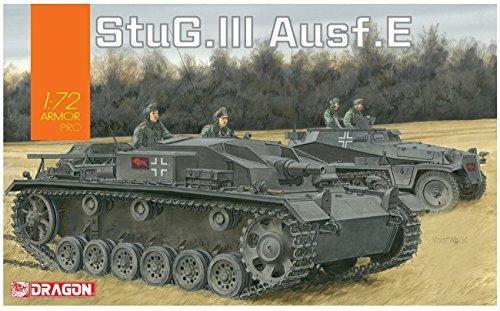 Carro Armato STUG. III AUSF. E 1/72. Dragon Models DR7562