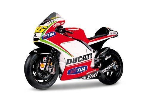 Ducati Valentino Rossi Moto GP 2012 1:10 Model MI31401