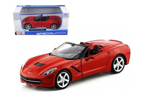 Maisto. 2014 Corvette Stingray Coupe 1:24 - 2
