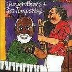 Music of Thelonious Monk - CD Audio di Joe Temperley,Junior Mance
