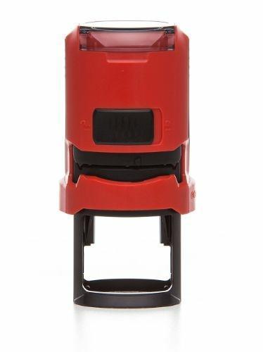 Trodat 4630 timbro 30 x 30 mm Nero, Rosso - 2