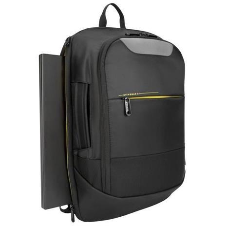 "Targus CityGear borsa per notebook 39,6 cm (15.6"") Zaino Nero - 2"